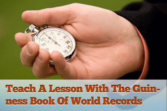 At the Top of Their Game: How To Teach an ESL Lesson with the Guinness Book of World Records