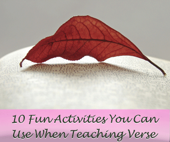 Teacher's Top Ten: Celebrate Poetry – 10 Fun Activities You Can Use When Teaching Verse