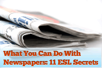 What You Can Do With Newspapers: 11 Surprisingly Engaging Activities