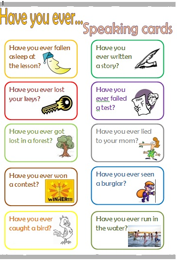 Present Perfect or Past Simple Tense?