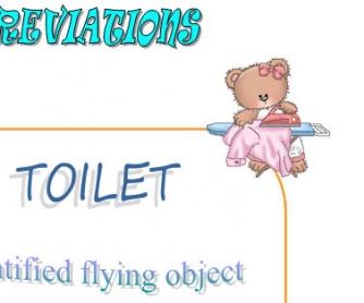Abbreviations Worksheet