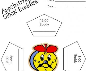 Classroom Management: Appointment Clock Buddies