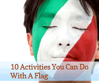 10 Activities You Can Do With A Flag