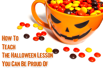 ☠ How to Teach the Halloween Lesson You Can Be Proud Of