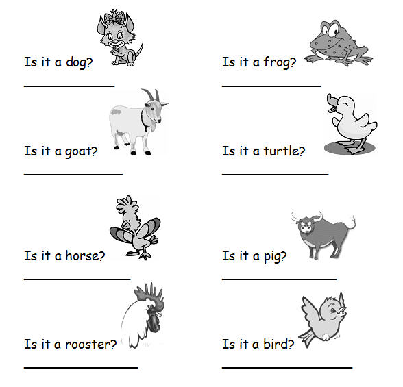 In this worksheet you can exercise the use of simple questions with ...