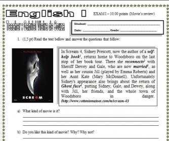 Scream 4: Movie Review