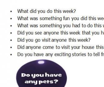100 Conversation Questions