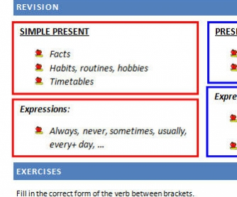 Present Simple or Present Continuous?