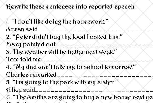 grammar direct and indirect speech pdf