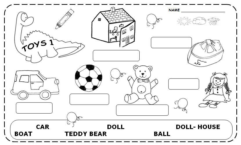 Toys For Grade 1 : Toys
