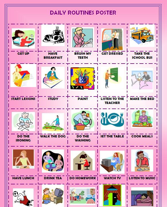 autism worksheets