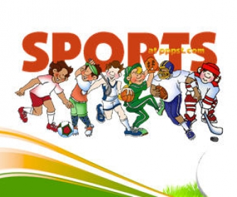 Sports Vocabulary PowerPoint