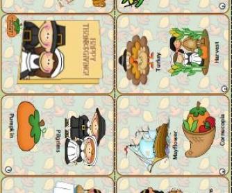 Thanksgiving Mini Book