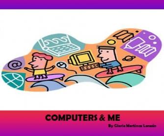 Computers & Me (51 slides)