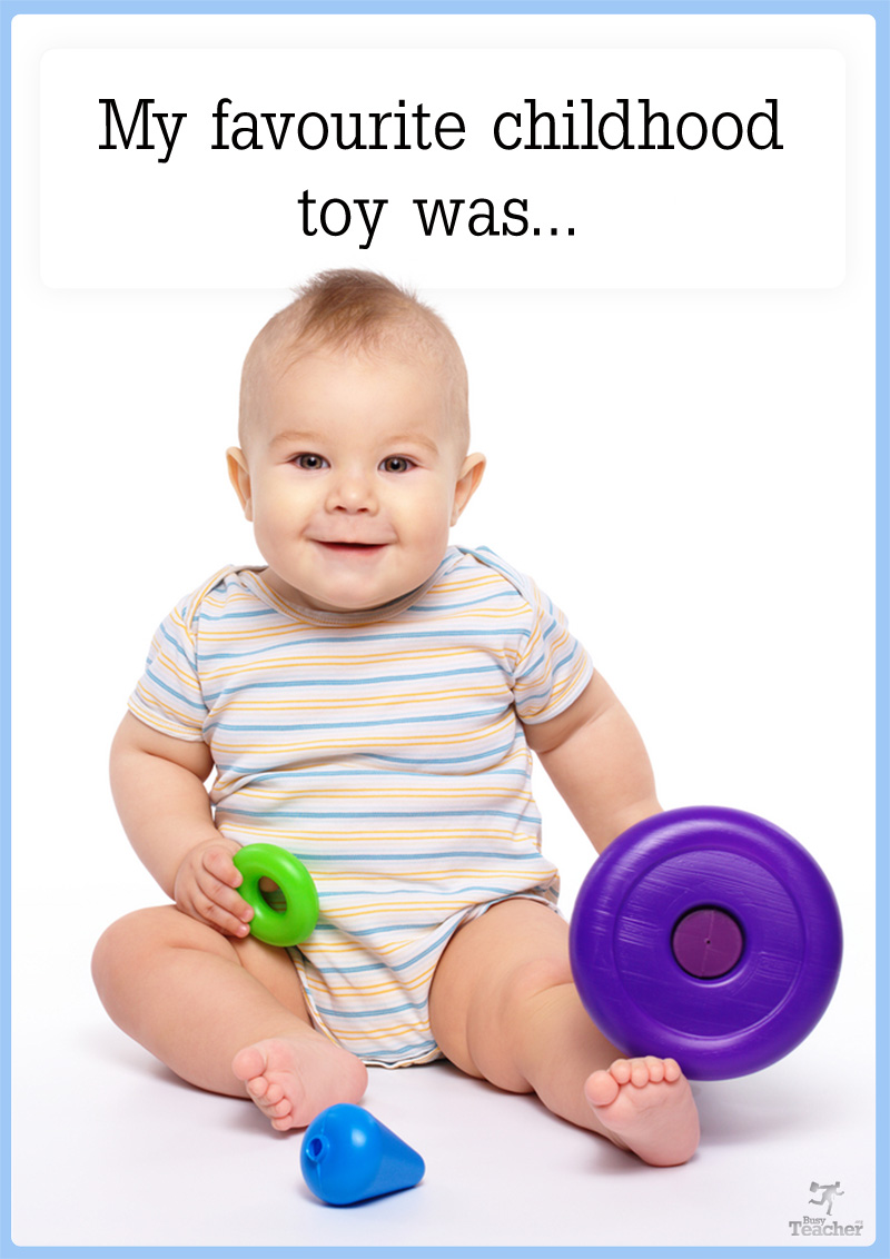 Kids Page: My favorite toy