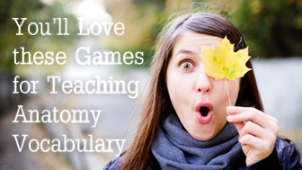 Simon Says You'll Love these Games for Teaching Anatomy Vocabulary