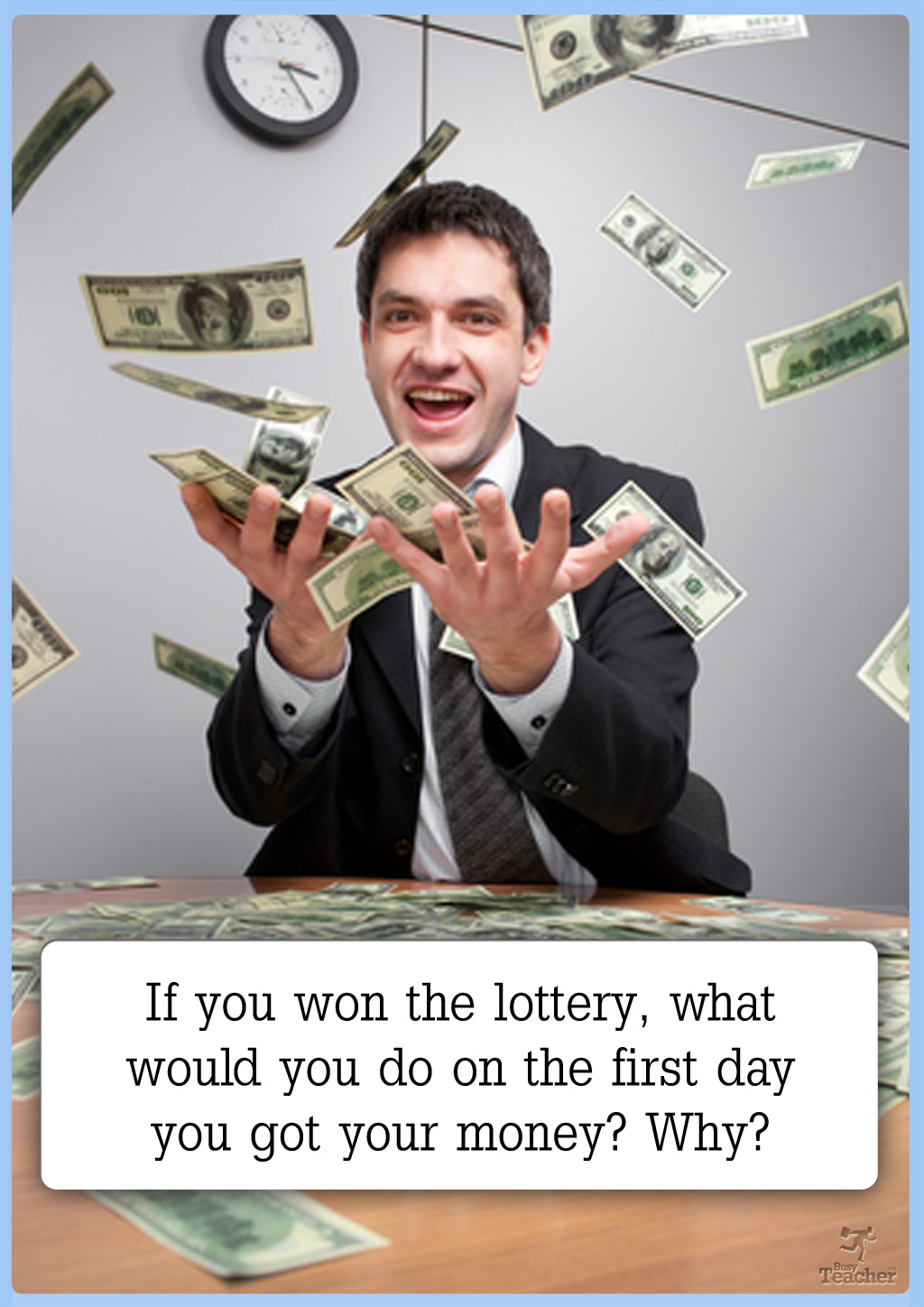 you won the lottery creative writing prompt if you won the lottery creative writing prompt