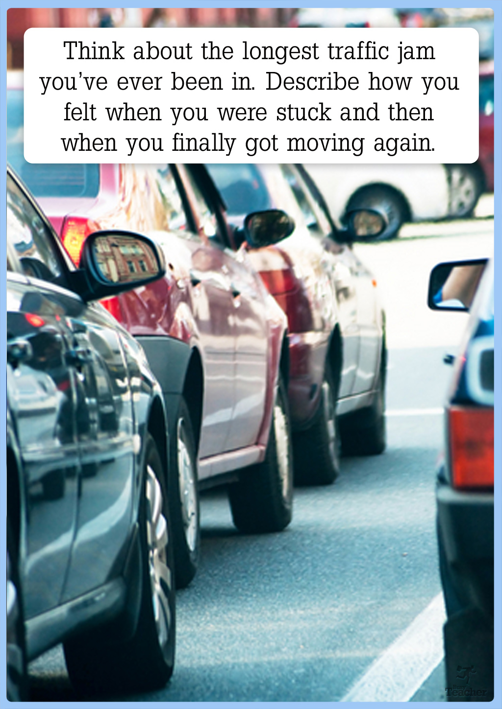 problem solution essay about traffic jam The problem is clear: traffic congestion will become significantly worse and more widespread without big changes in how people and products get around.