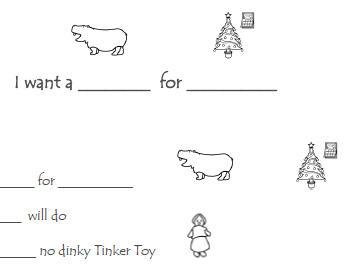 Hippopotamus For Christmas Lyrics.I Want A Hippo For Christmas
