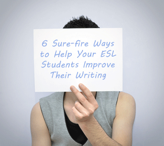 writing help for esl students If for example they are writing a homework about the water  another way that you can help esl students is to provide a model of what you are expecting them to do .