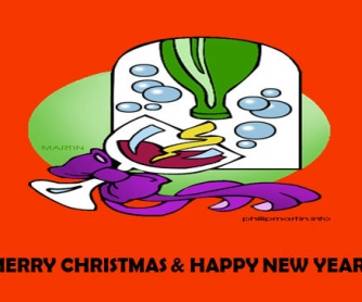 Merry Christmas & Happy New Year (47 slides with 3 extra activities)
