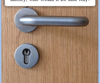 Locked In A Room... [CREATIVE WRITING PROMPT]