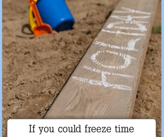 If You Could Freeze Time... [CREATIVE WRITING PROMPT]