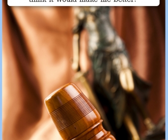 One Law [CREATIVE WRITING PROMPT]