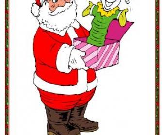 Christmas Flashcards II