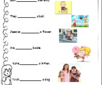 Have Got or Has Got? (Beginner Worksheet)