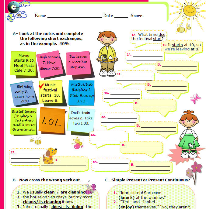 creative writing past and present tense Present simple tense esl printable grammar worksheets, exercises, handouts, tests, activities, teaching and learning english resources, materials, explanations, information and rules for kids.