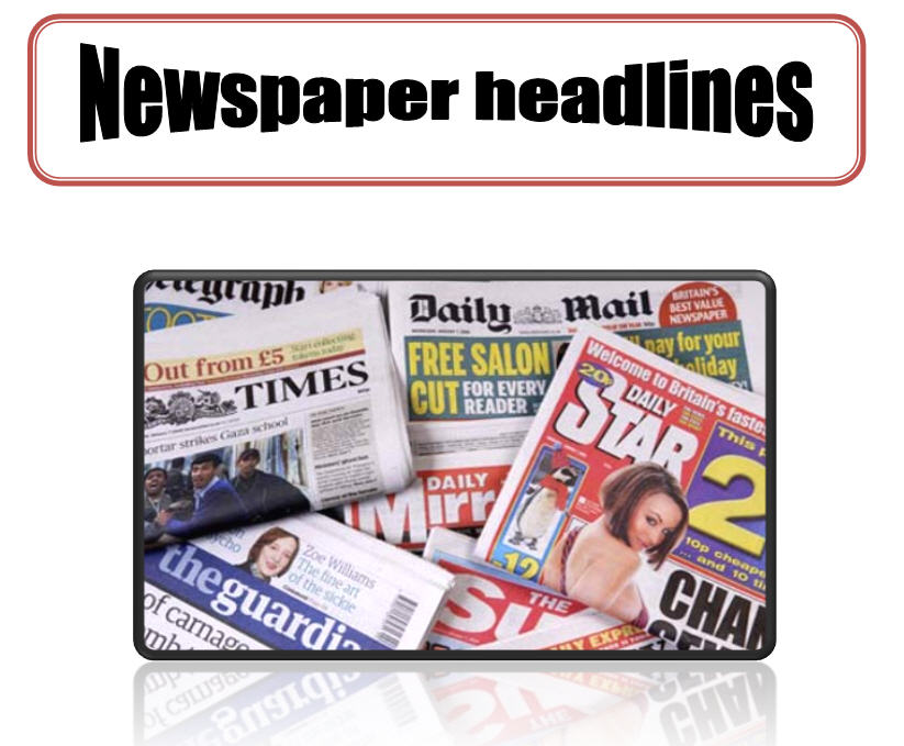 write a newspaper report online Make a newspaper clipping with your own headline and story surprise friends and colleagues, send a birthday greeting or give your next blog post a special look.