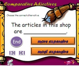 Adjectives: Degrees of Comparison PowerPoint Presentation