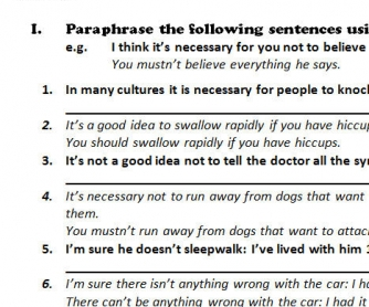 Worksheets Paraphrasing Worksheets paraphrasing practice worksheets english teaching paraphrasing