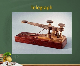 Early Devices and Modern Ones