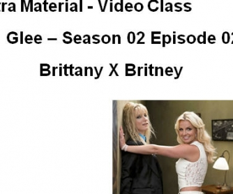 Glee Episode Worksheet: Brittaney X Britney