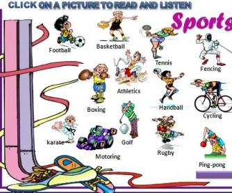 Sports PowerPoint Presentation