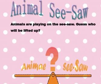 Animal Seesaw