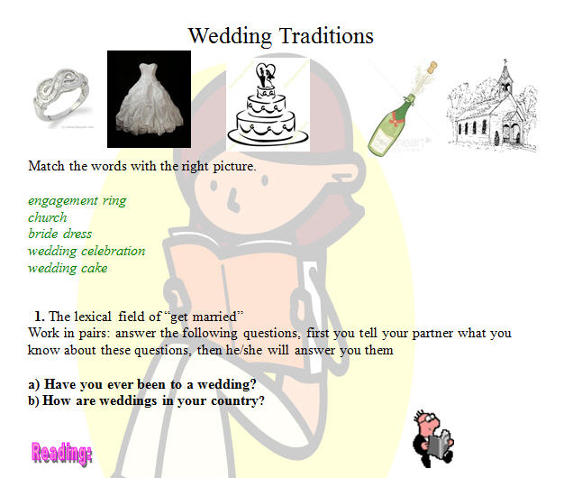 Wedding Traditions