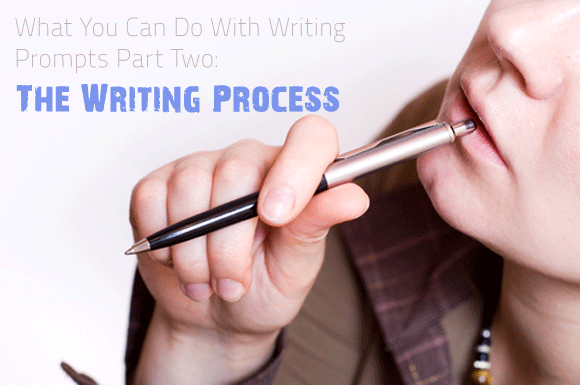 the writing process part 2