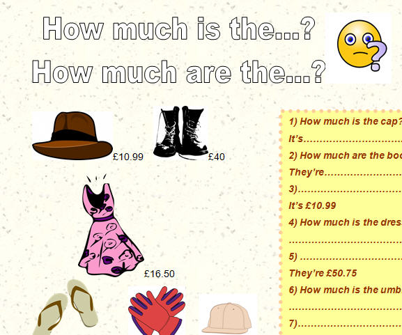 1329622343_how Worksheet On Clothes We on esl class, printable spanish, riddles puzzles about,
