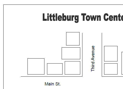 Map activity this activity and worksheet are designed for practice or review of urban map reading and related prepositional phrases eg next to across the street ibookread PDF