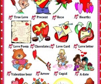 St. Valentine's Day Classroom Poster (Updated)