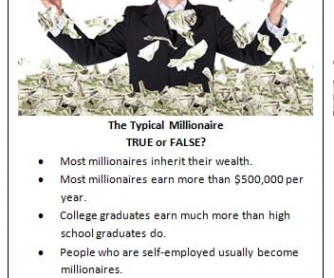 The Typical Millionaire