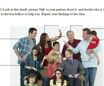 Video Worksheet: Modern Family