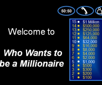 Who Wants to Be a Millionaire: Sports