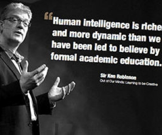 Talk by Sir Ken Robinson: Killing Creativity in the Education System