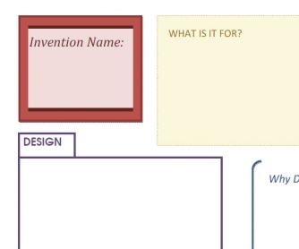 Make Your Own Invention [TEMPLATE]