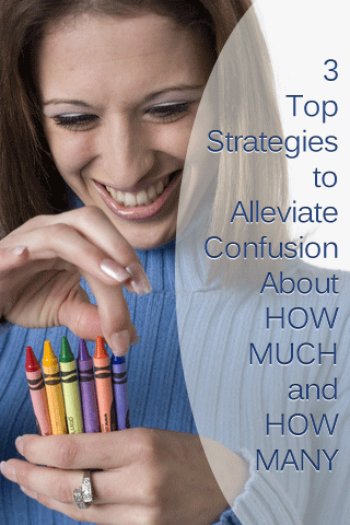 3 Top Strategies to Alleviate Confusion About HOW MUCH and HOW MANY