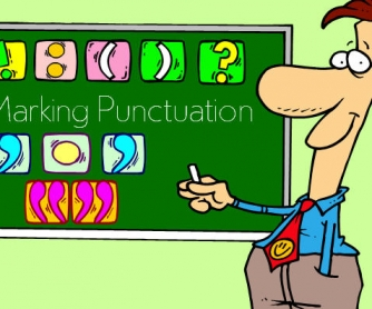Marking Punctuation